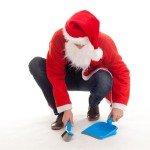 allt om städning runt jul och nyår för att få ett rent hem igen
